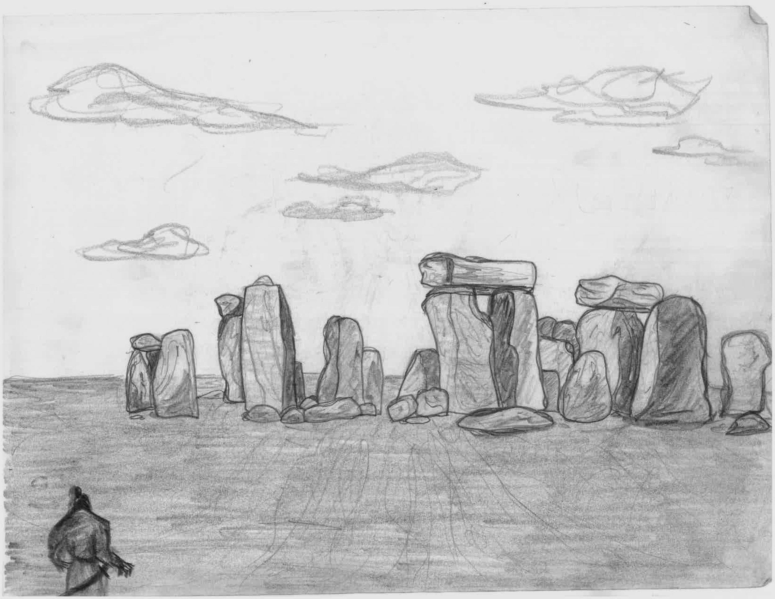 Stonehenge. 2017