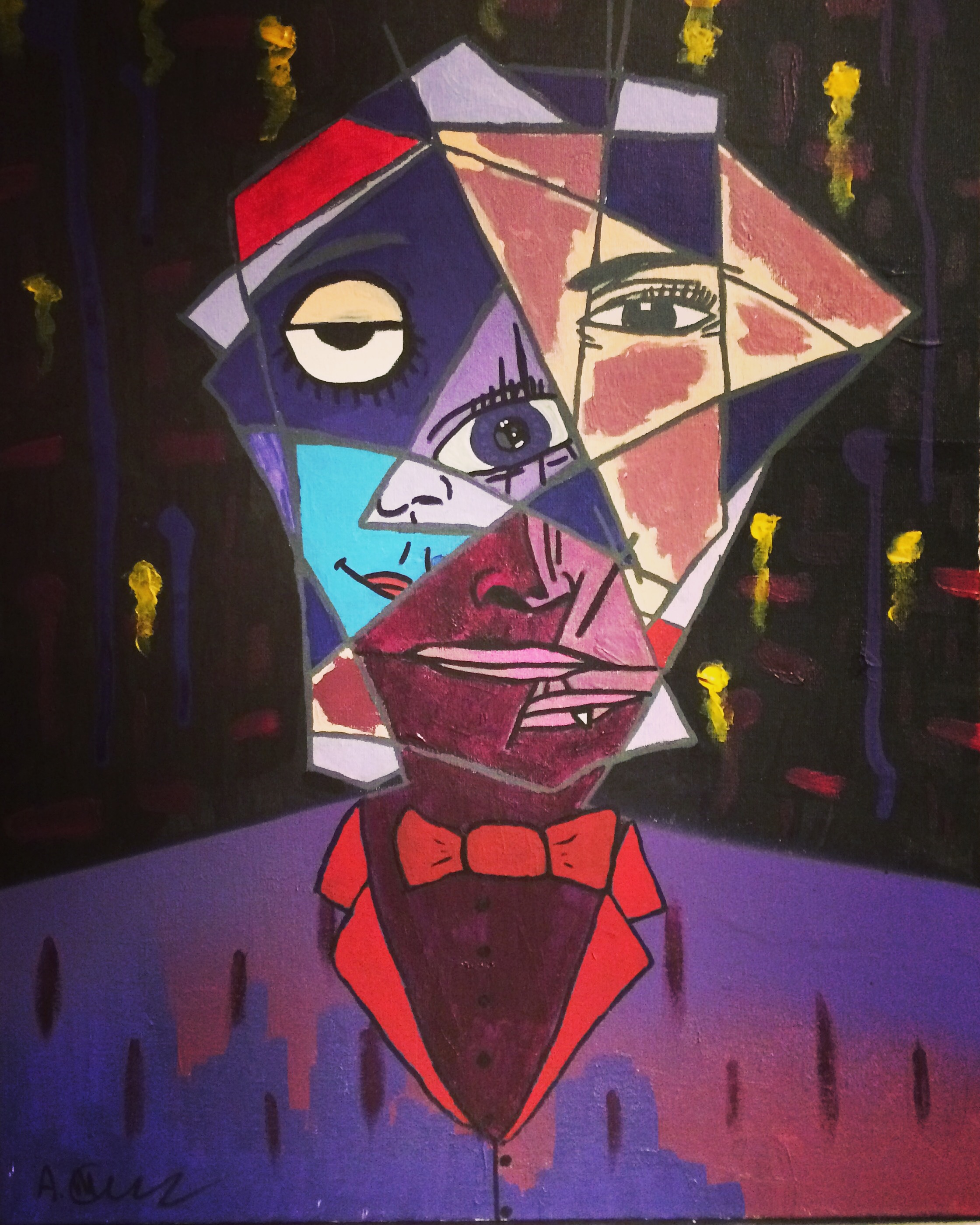 Soul of a 21 Century Artist. 2015