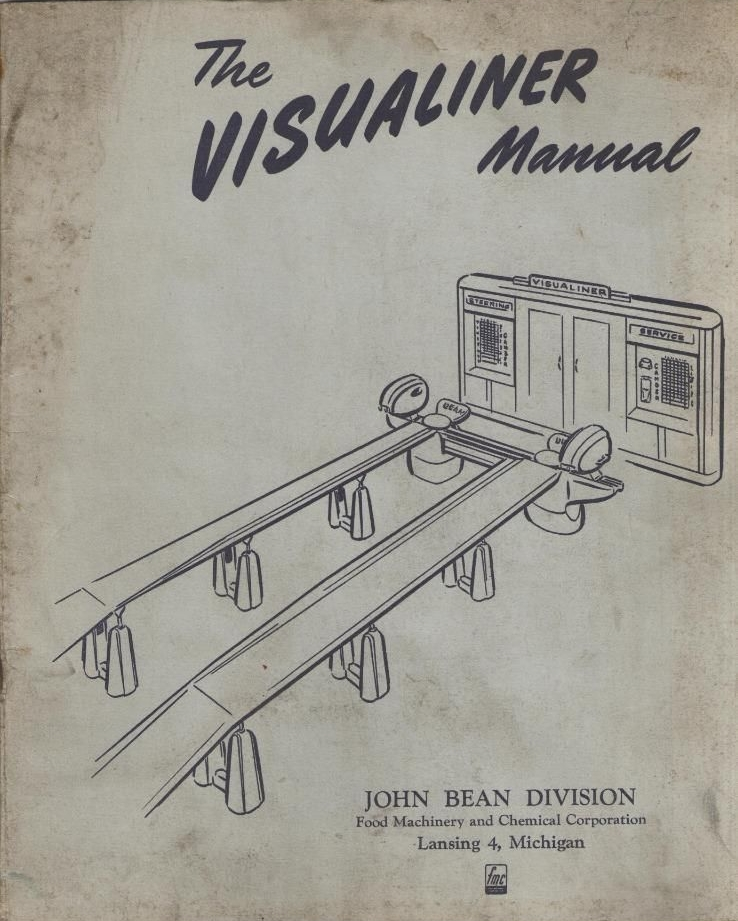 John Bean Visualiner manual