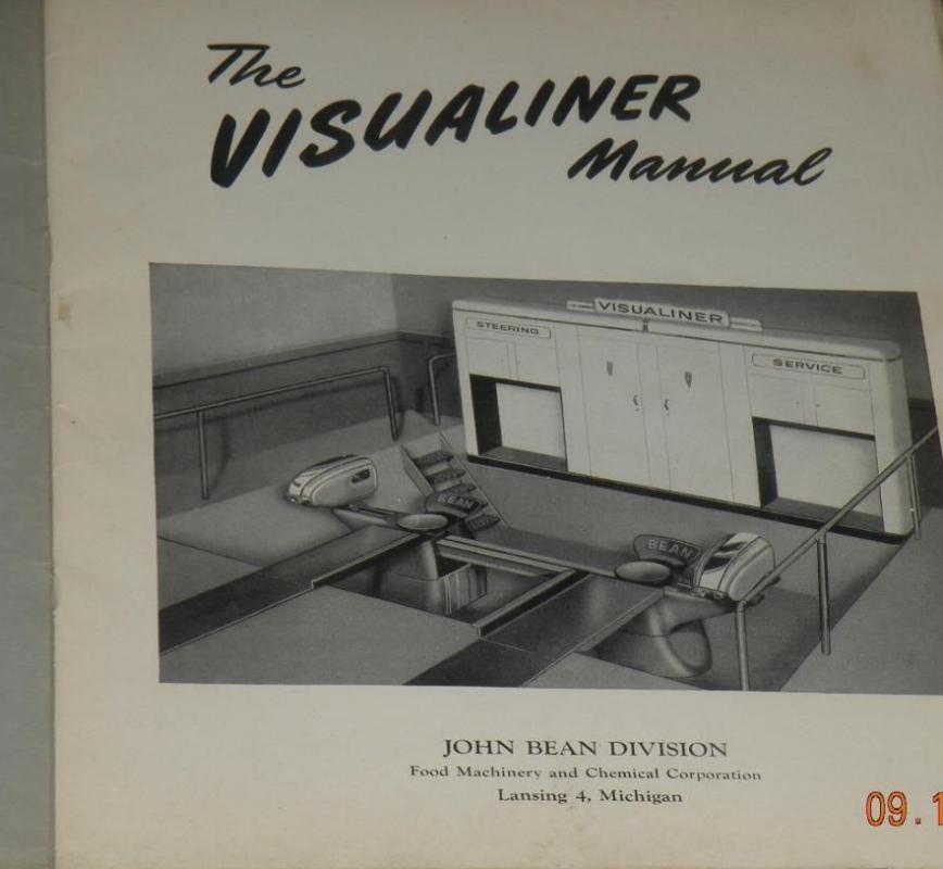 John Bean alignment manual (1949)
