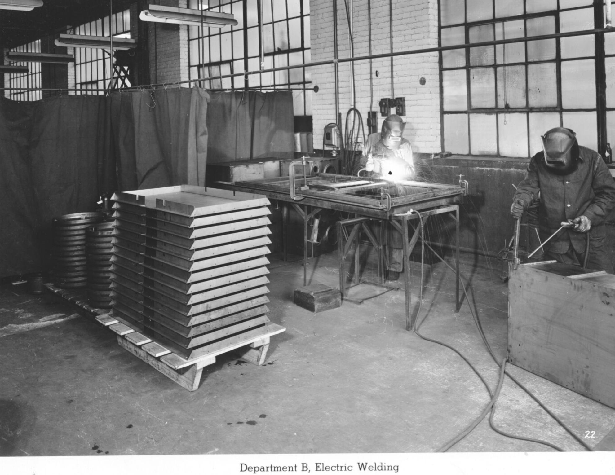 Graco Floor 1950's