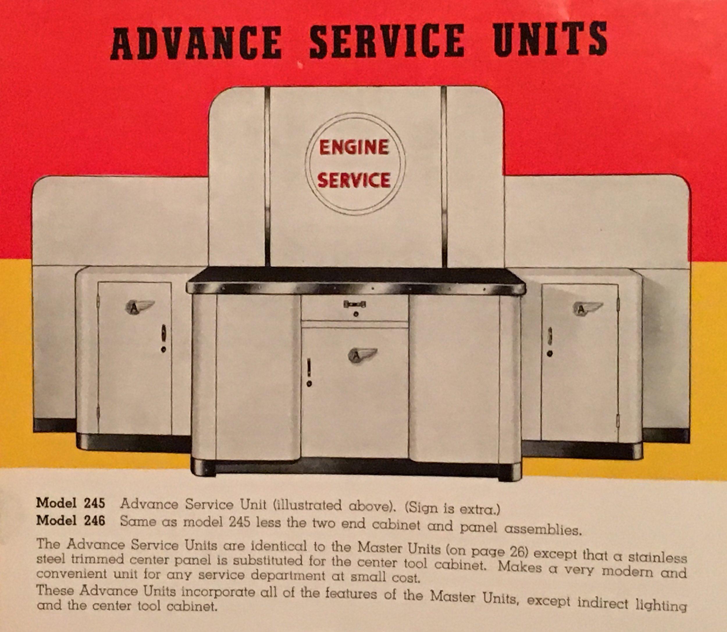 Advance Service Unit