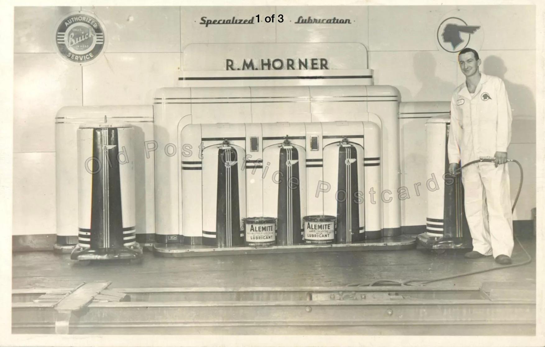 1939 Alemiter & mechanic