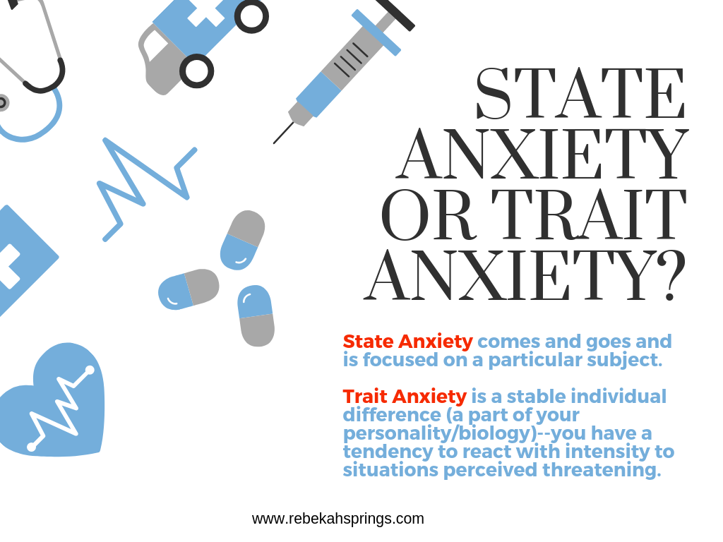 different types of anxiety in children