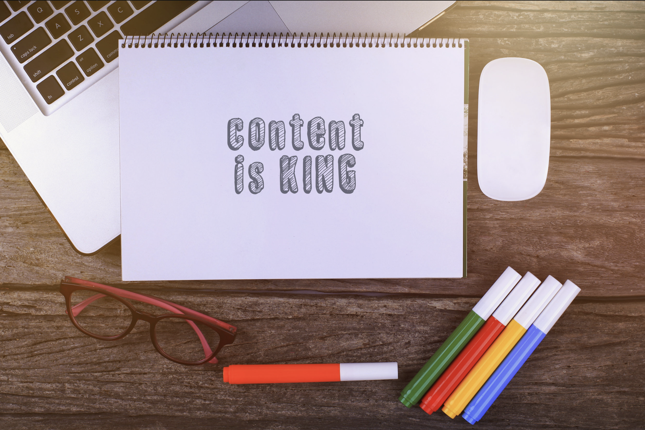 Content Creation - A content strategy helps businesses develop content topics and themes and organizes their publishing schedule.