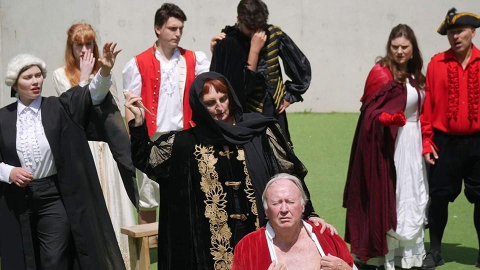 Merchant of Venice: Brighton Shakespeare Company.
