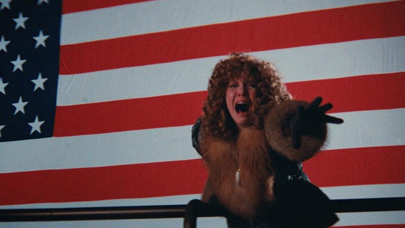 Brian de Palma's  Blow Out (1981).
