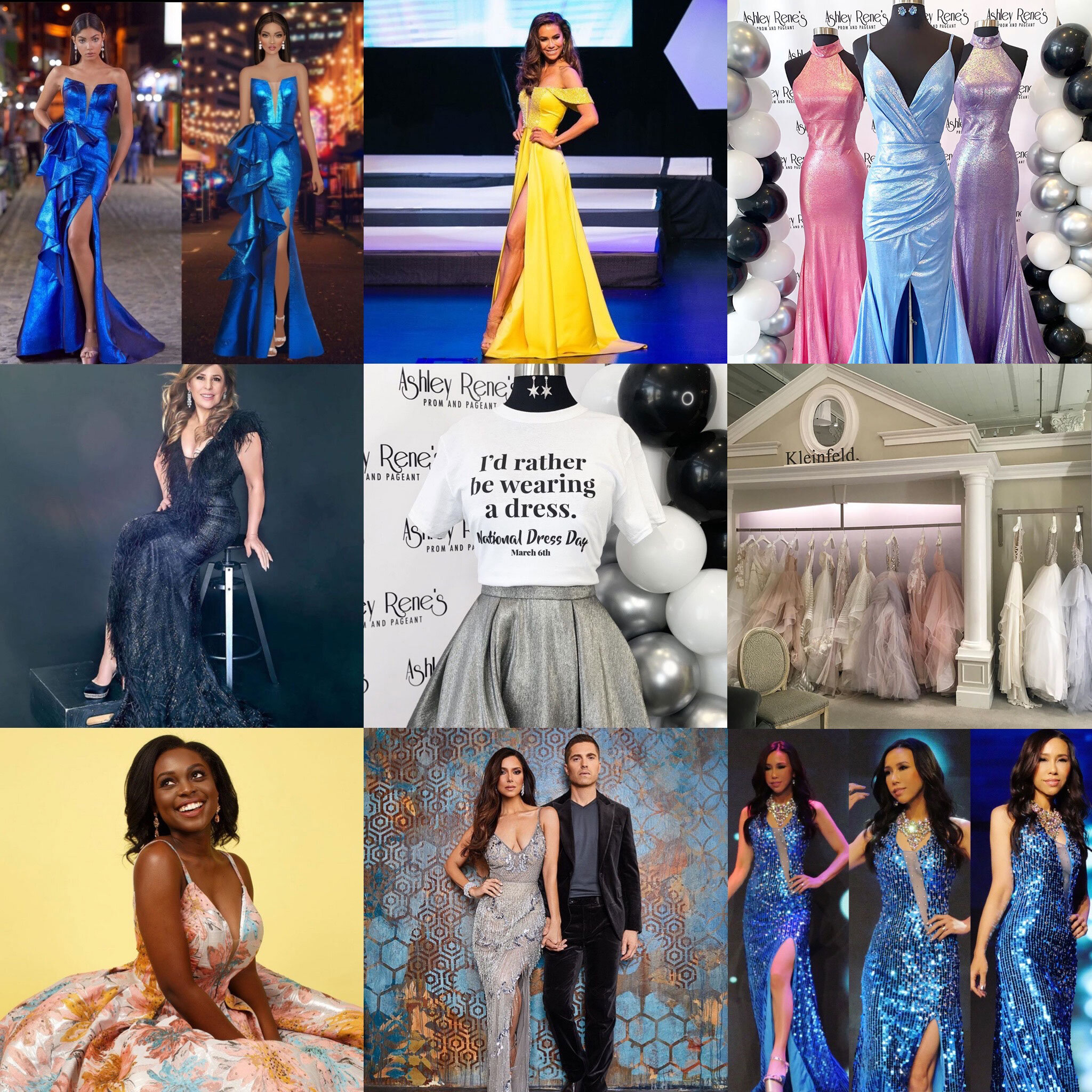 Blog National Dress Day March 6th