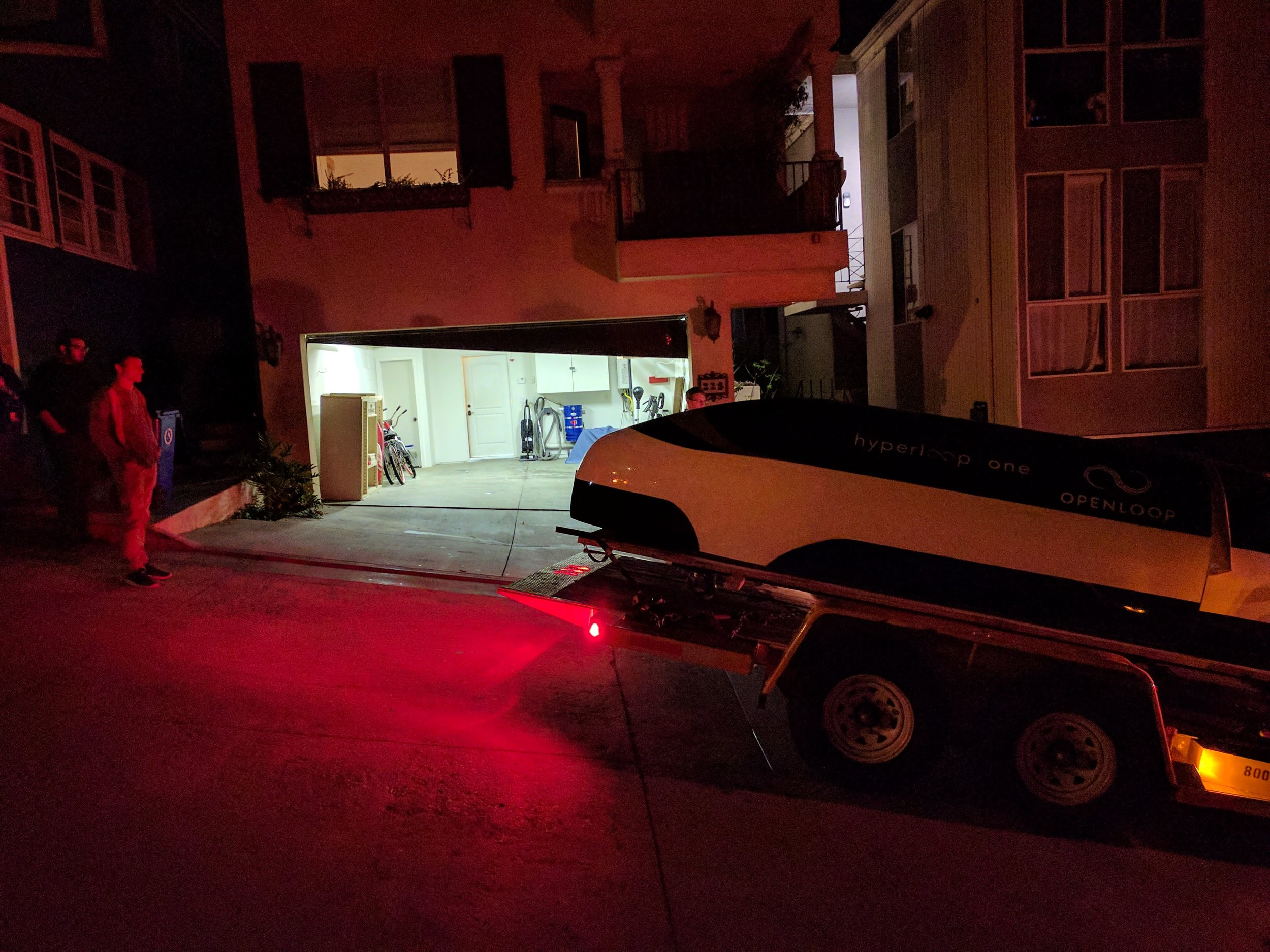 airbnb garage
