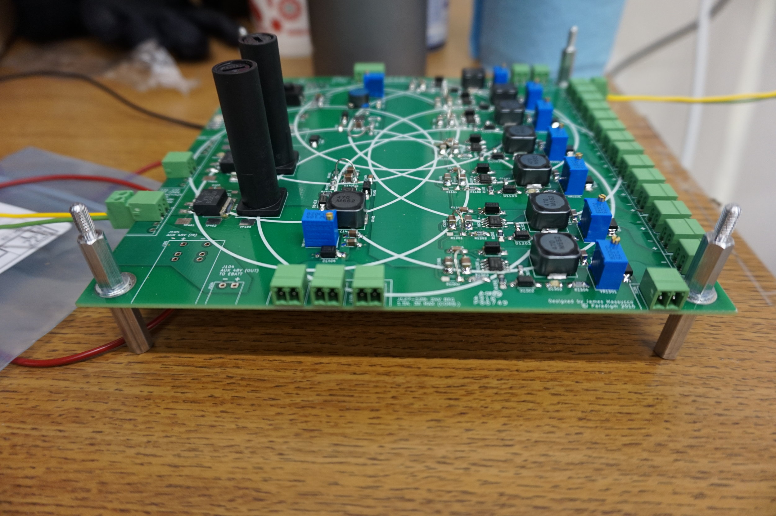main power board