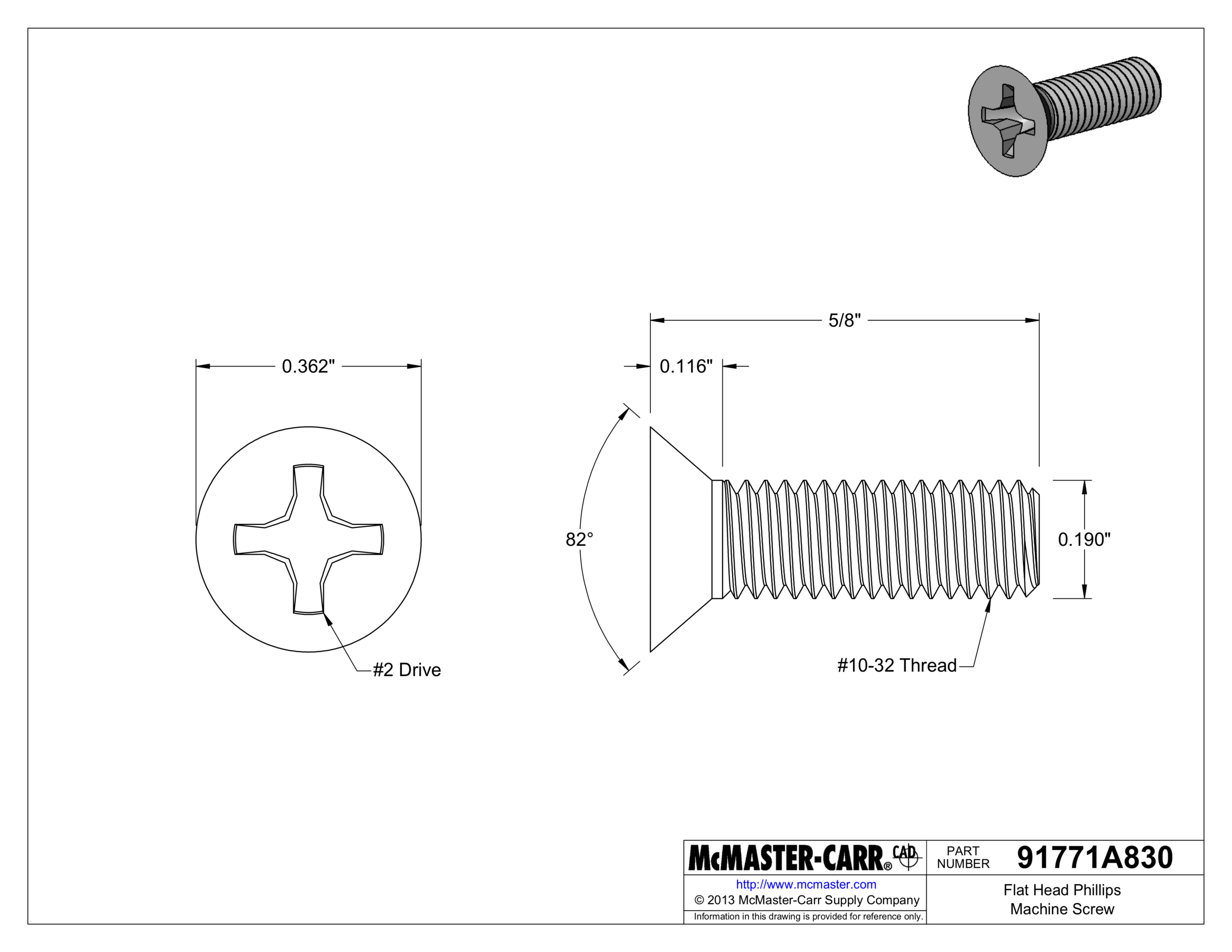 91771A830_18-8 SS FLAT HEAD PHILLIPS MACHINE SCREW.png