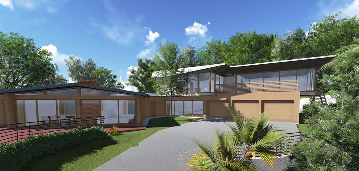 Mulholland residence