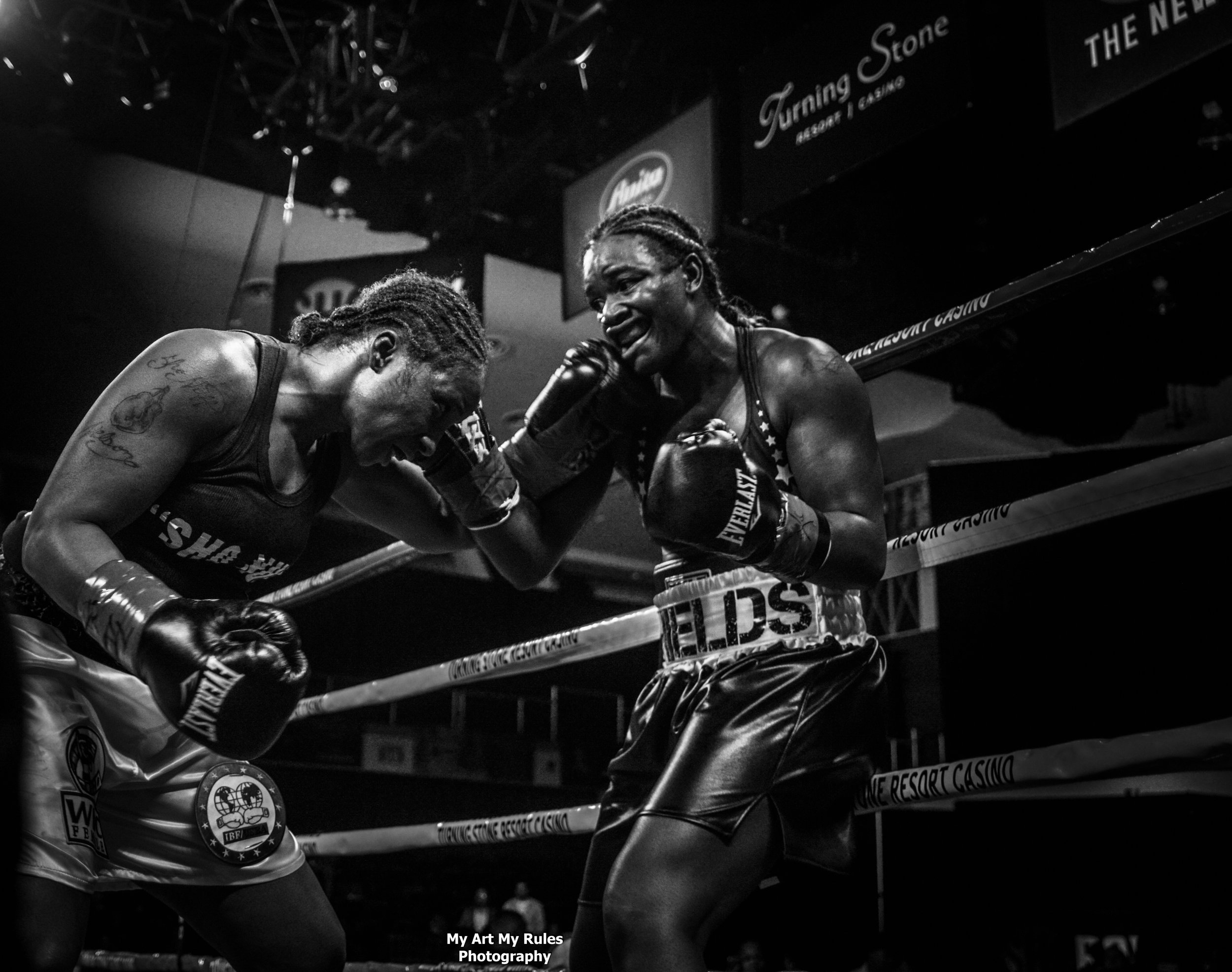 Claressa Shields Greatest woman of all time