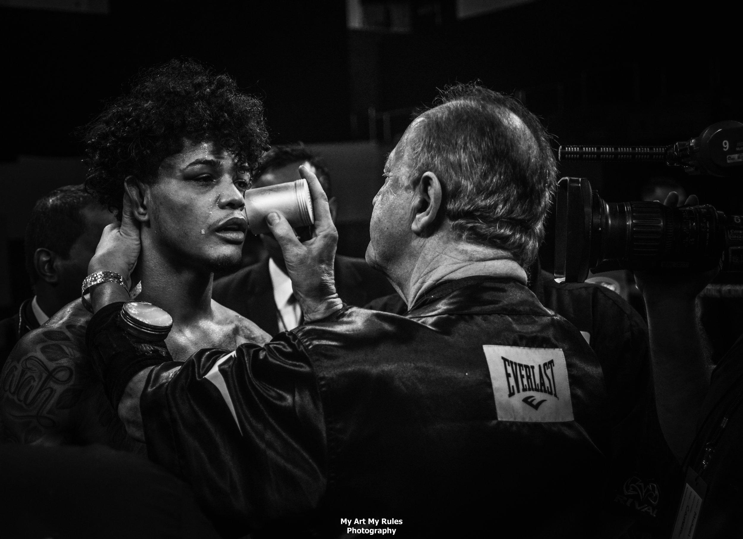 Shohjahon Ergashev vs Sonny Fredrickson