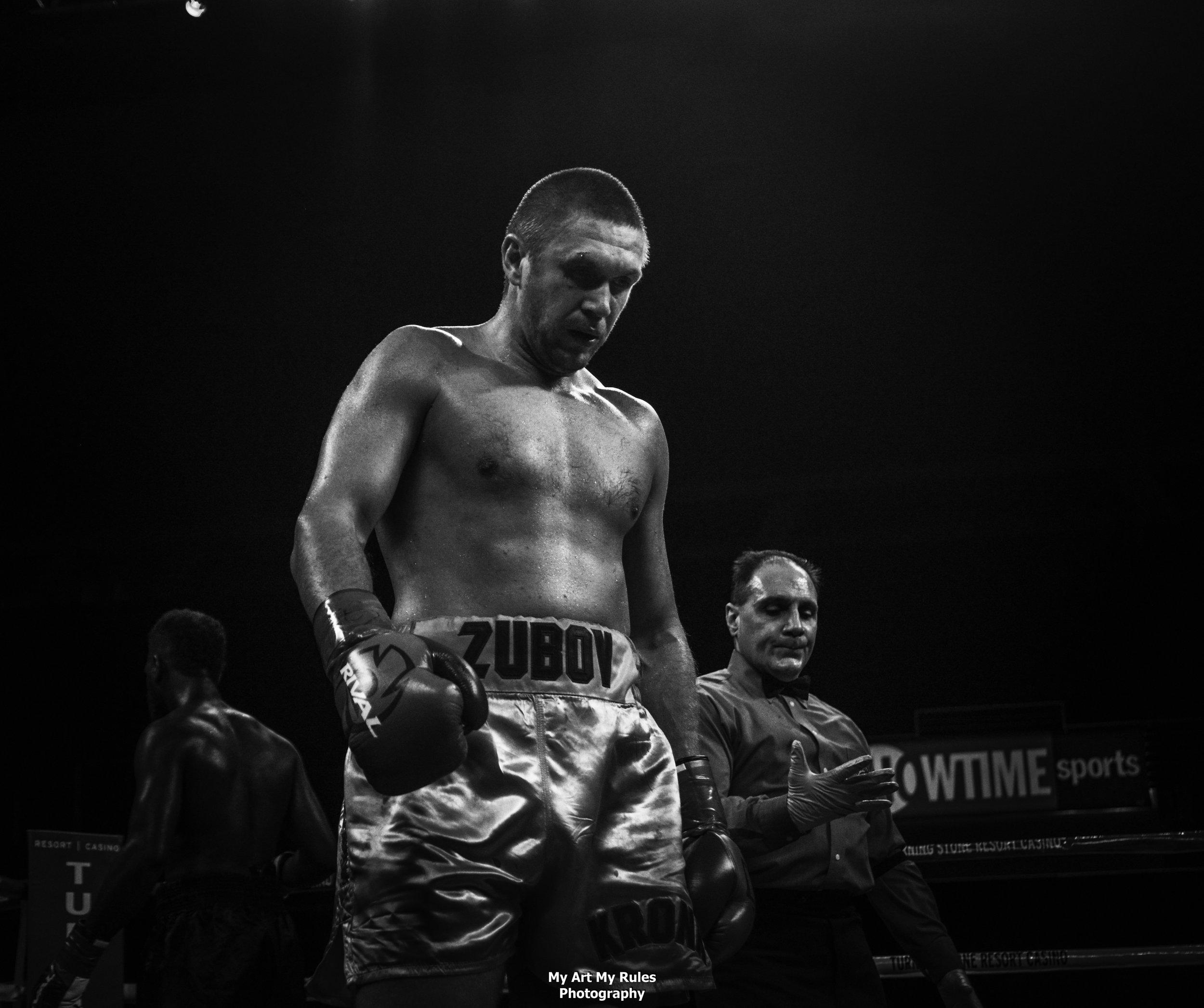 Alexey Zubov