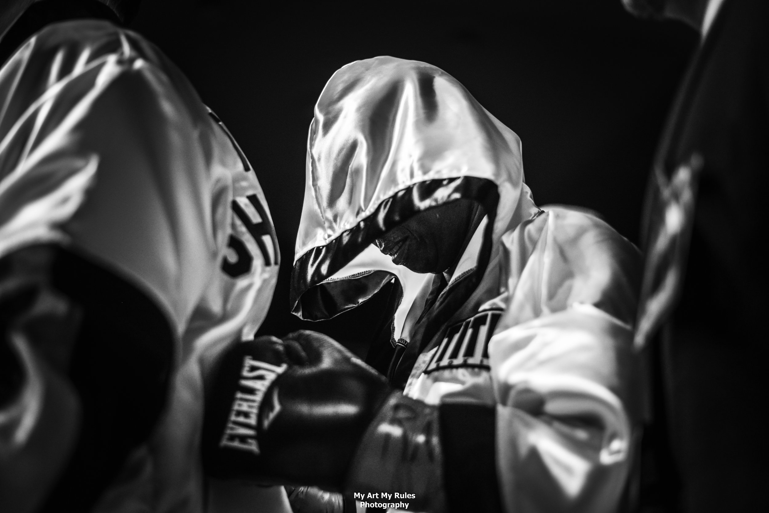 Boxing Photography - Photography by Terrell Groggins