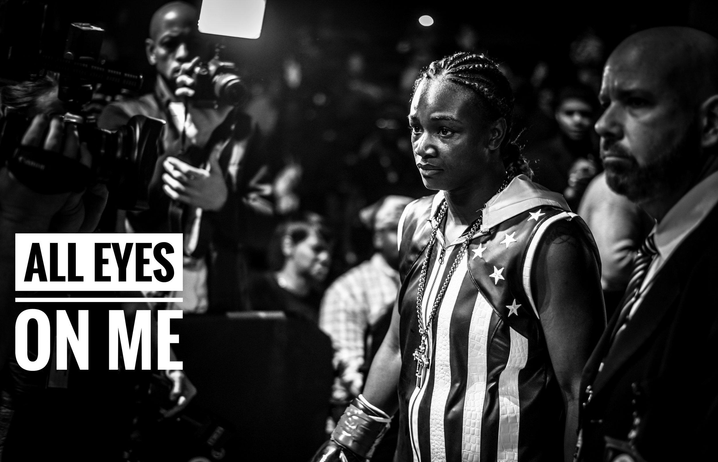 Shields Vs Hammer: All Eyes On Women's Boxing