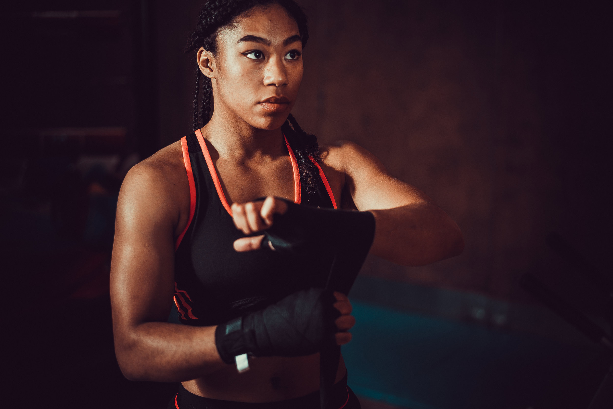 "Alycia ""The Bomb"" Baumgardner: An Interview With The Super Featherweight"