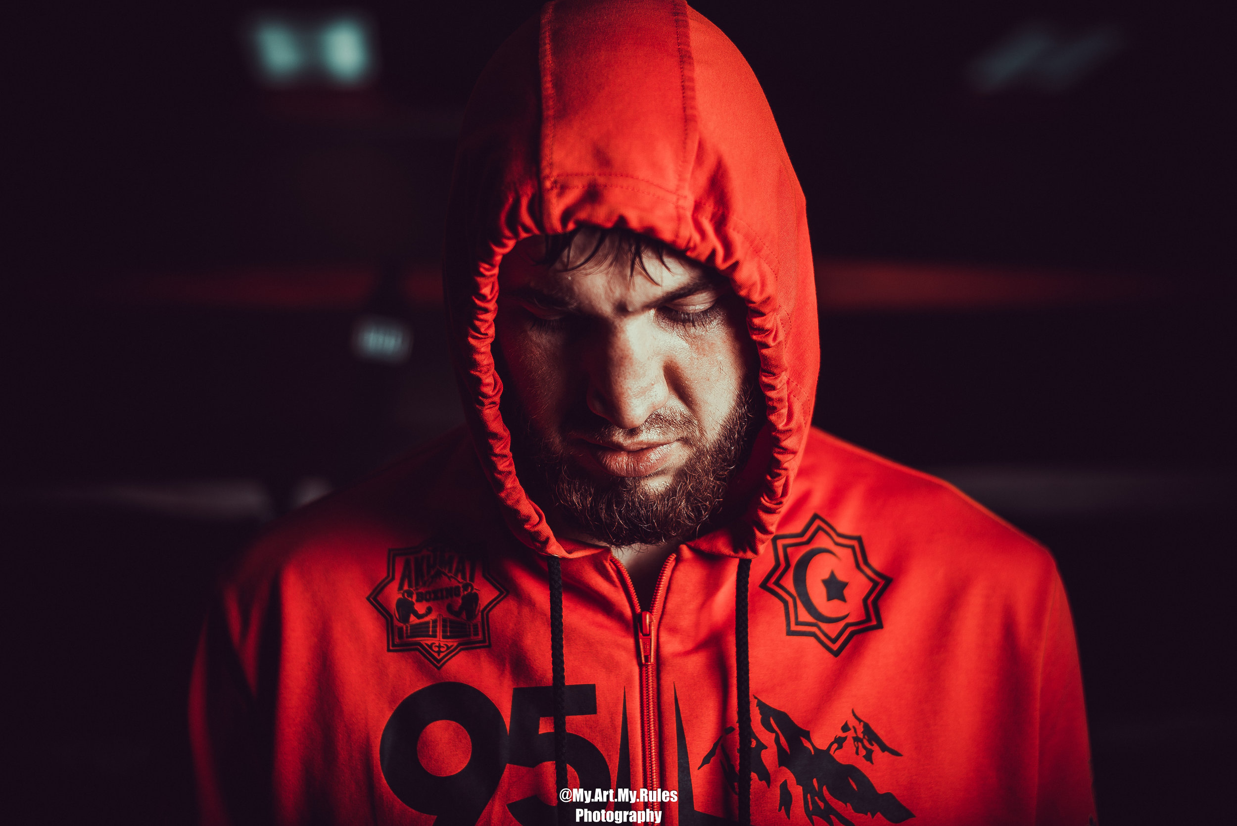 Undefeated Apti Davtaev, a Diamond in the Rough Takes On the Heavyweight Division