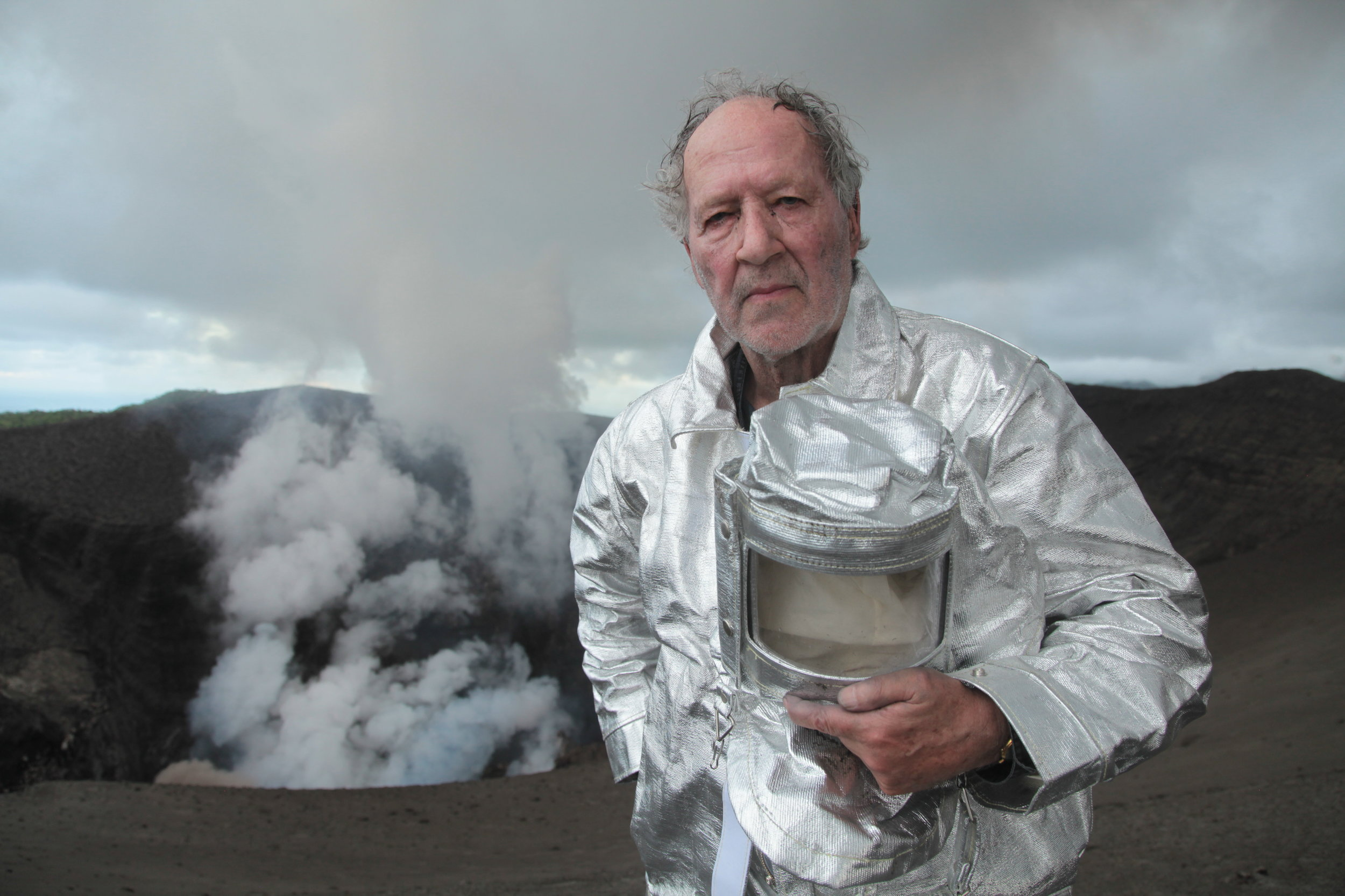Some Like it Hot: Werner Herzog on the edge in Netflix's  Into the Inferno