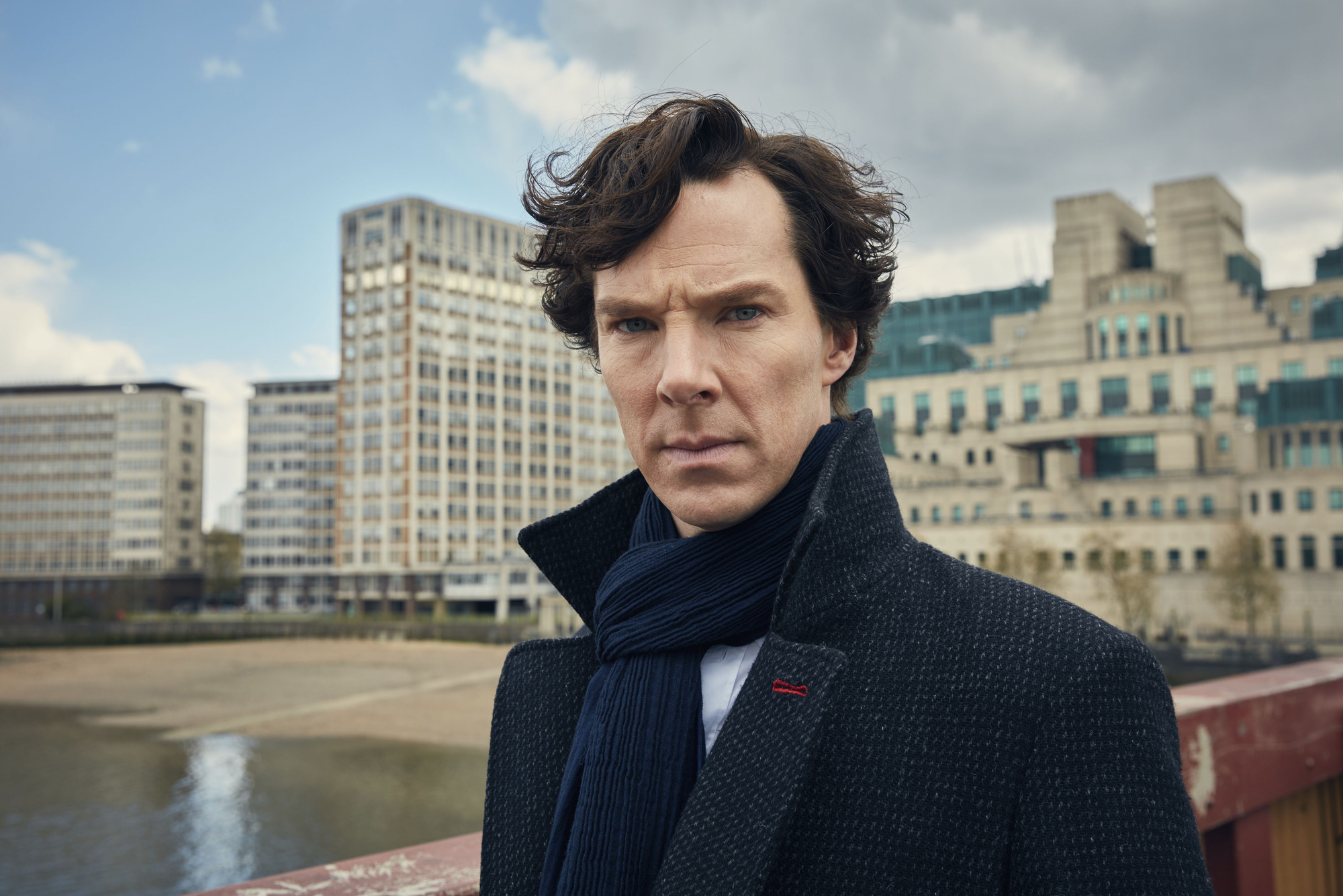 The Hair Apparent: Benedict Cumberbatch as Sherlock Holmes in Stan's  Sherlock