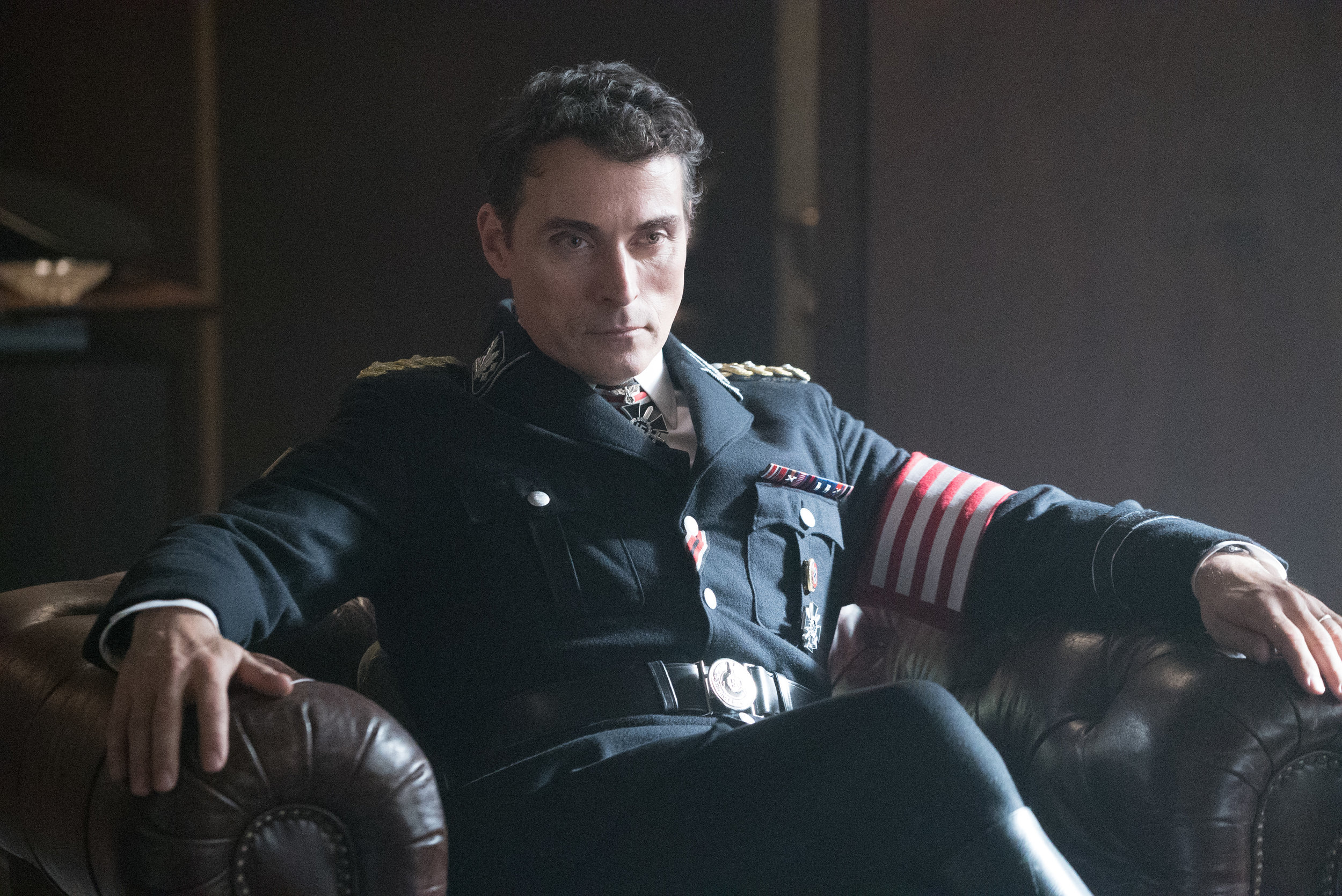 Reich Here, Reich Now: Rufus Sewell as John Smith in Amazon's  The Man in the High Castle