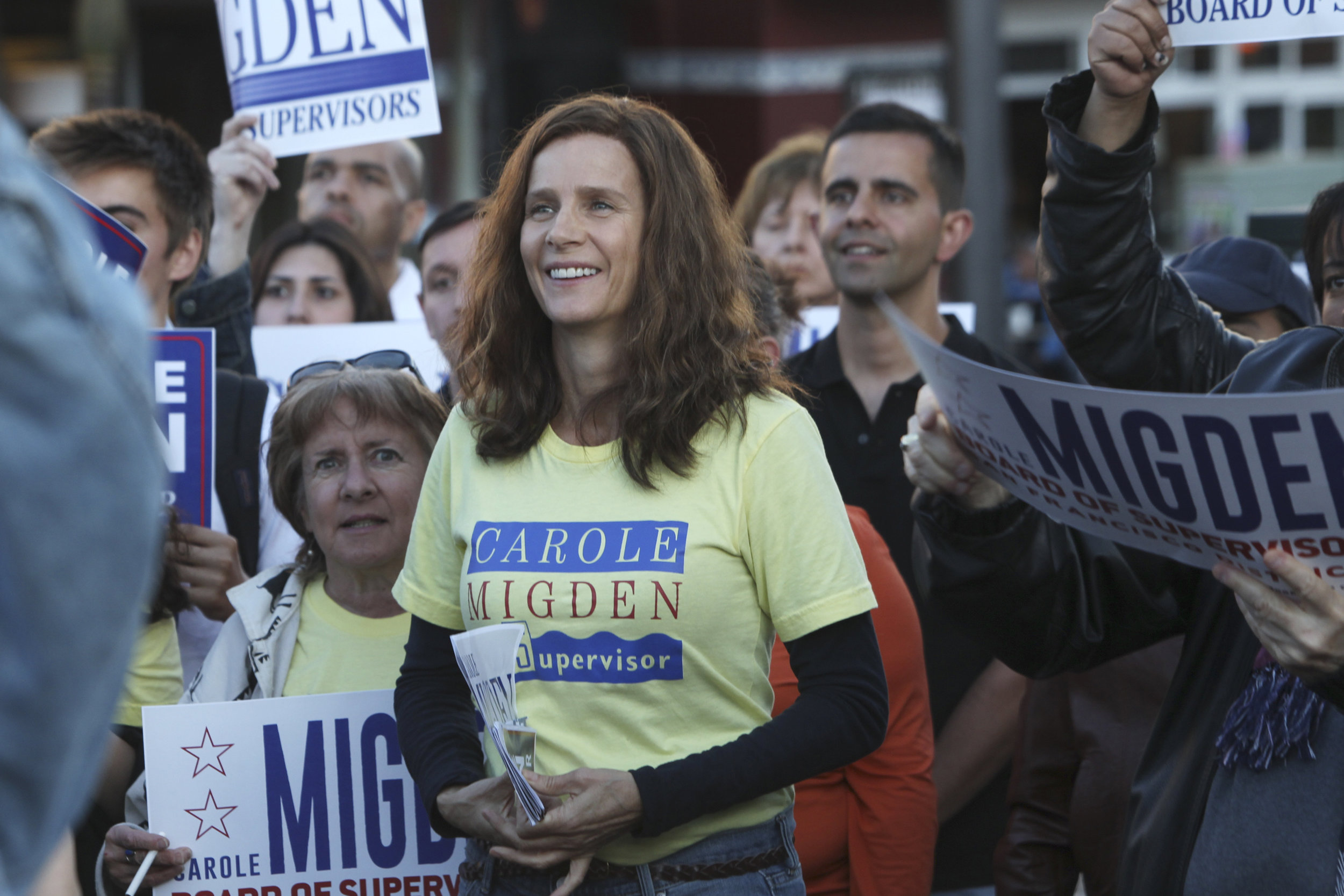 Ballot Boxer: Rachel Griffiths (Diane) in SBS on Demand's  When We Rise