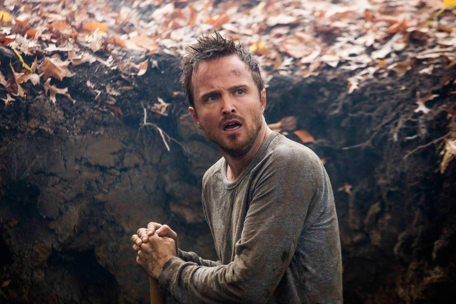 Digging for Fire: Aaron Paul (Eddie Lane) in Amazon's  The Path