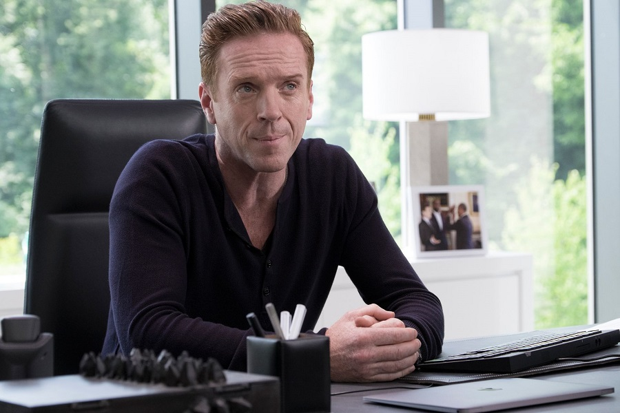 Filthy Lucre: Damian Lewis (Bobby Axelrod) in Stan's  Billions