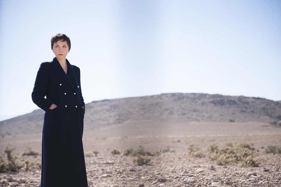 Beyond Borders: Maggie Gyllenhaal (Nessa) in Netflix and Stan's  The Honourable Woman