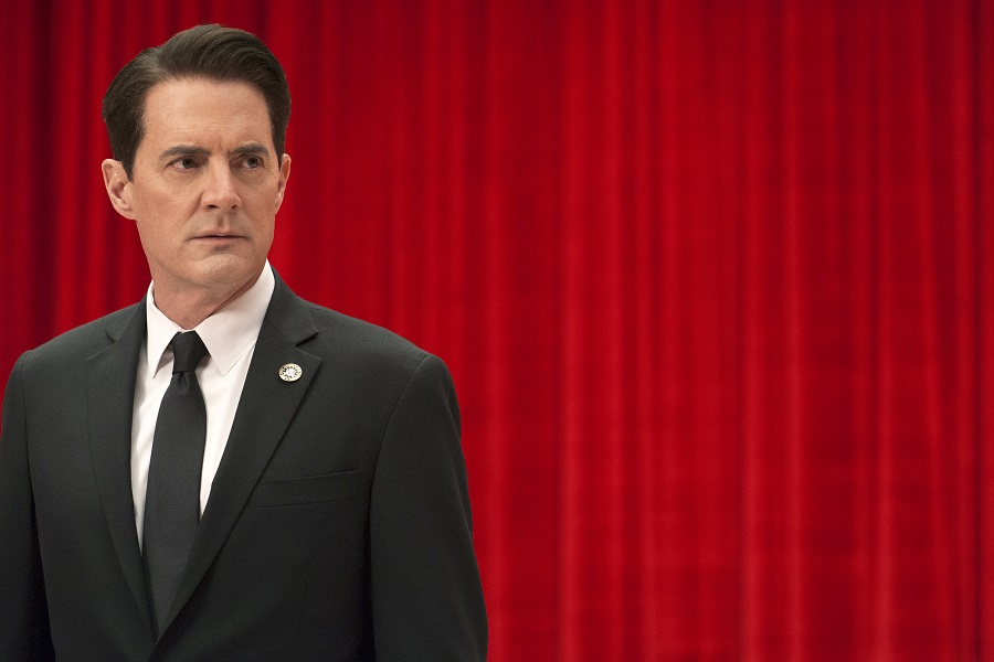 It's Curtains For You: Kyle MacLachlan (Dale Cooper) in Stan's  Twin Peaks