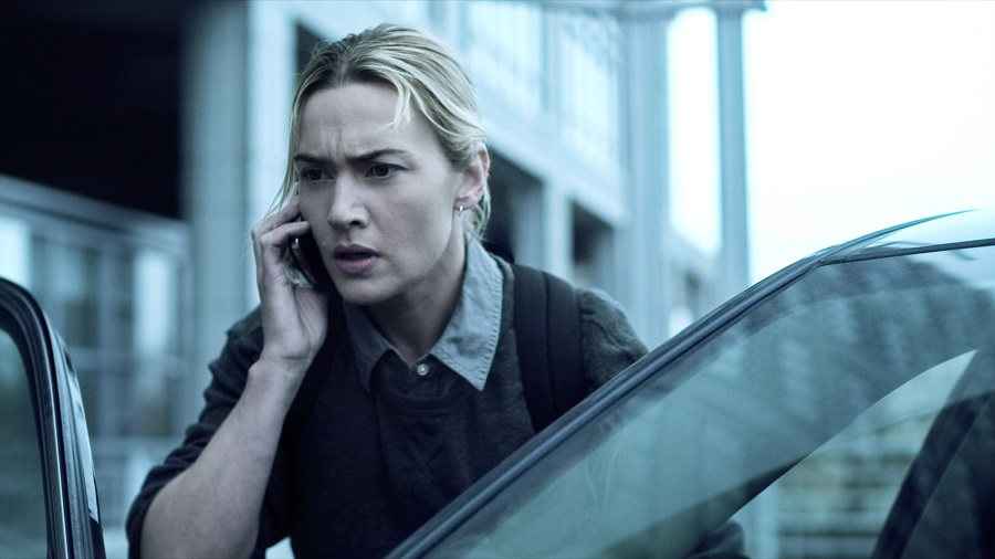 Do Fear the Reaper: Kate Winslet (Dr Erin Mears) in  Contagion