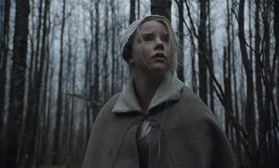 The Devil's Playground: Anya Taylor-Joy (Thomasin) in Netflix's  The Witch
