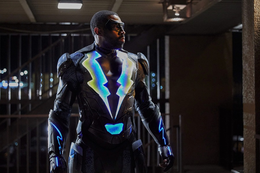 A Current Affair: Cress Williams (Jefferson Pierce) in Netflix's  Black Lightning