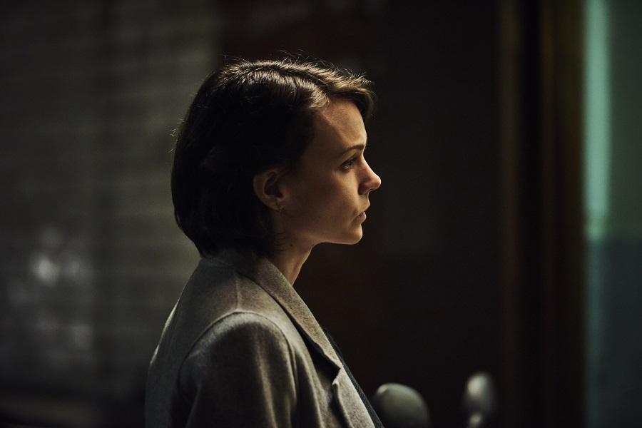 National Debts: Carey Mulligan (Kip Glaspie) in Netflix's  Collateral