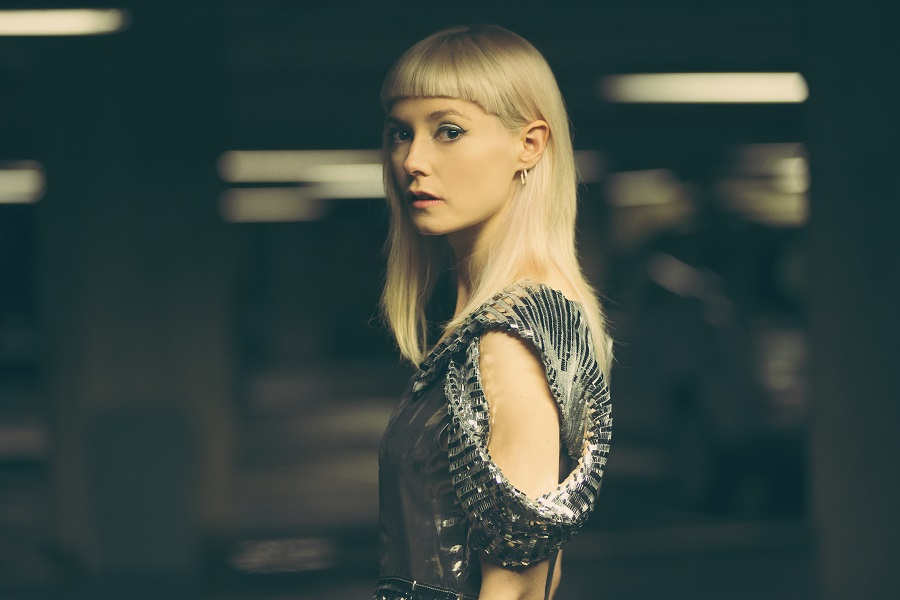 Gone Girl: Lydia Wilson (Matilda Grey) in Netflix's  Requiem