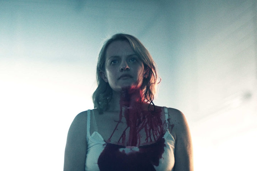 There Will Be Blood: June Osborne (Elisabeth Moss) in SBS on Demand's  The Handmaid's Tale
