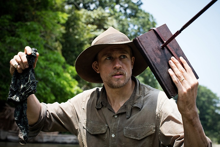 Welcome to the Jungle: Charlie Hunnam (Percy Fawcett) in  The Lost City of Z