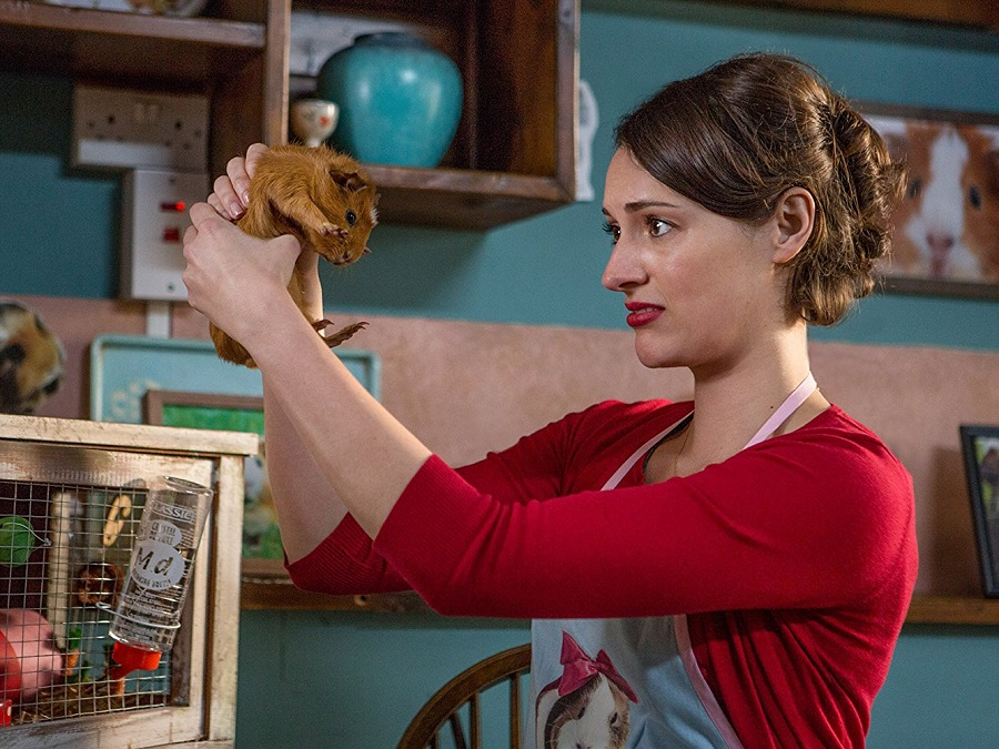 Cage Fighter: Phoebe Waller-Bridge as the title character in Amazon's  Fleabag