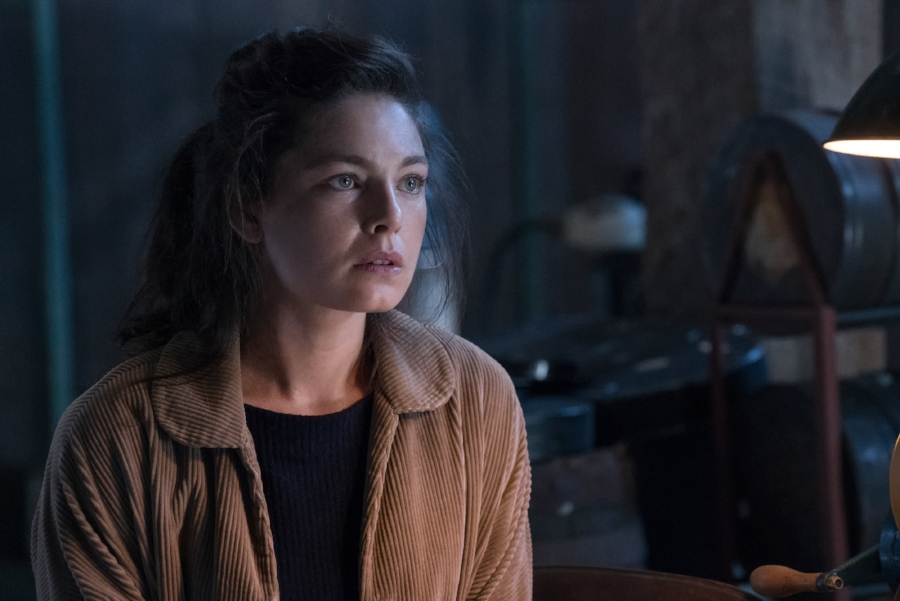 Reel to Real: Alexa Davalos (Juliana Crain) in Amazon's  The Man in the High Castle