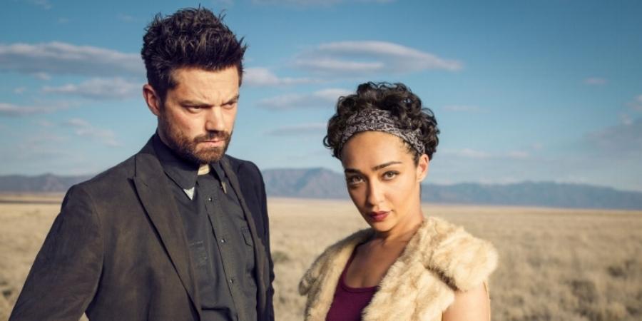 Texas Dangers: Dominic Cooper's Jesse and Ruth Negga's Tulip in Stan's  Preacher