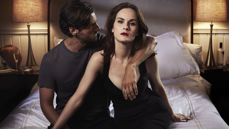 Dangerous Liaisons: Juan Diego Botto's Javier and Michelle Dockery's Letty in Stan's  Good Behaviour