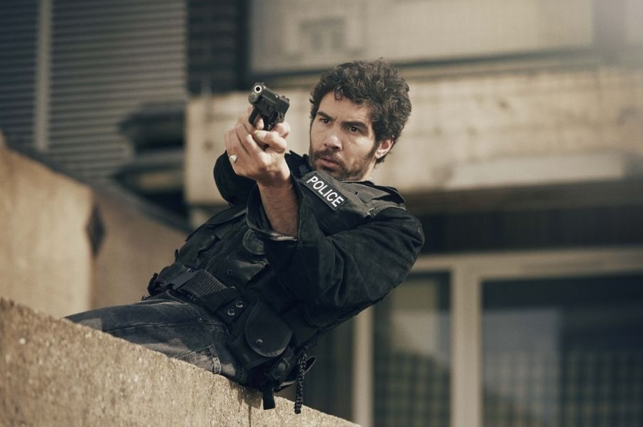 Trans-Europe Excess: Tahar Rahim as Khalil in Stan's  The Last Panthers