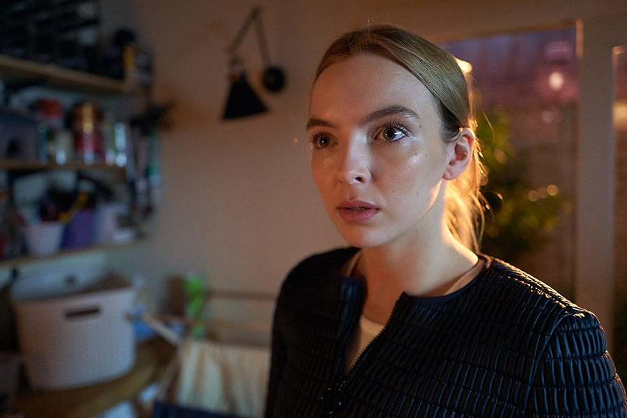 Eyes on the Prize: the unforgettable Jodie Comer (Villanelle) in  Killing Eve