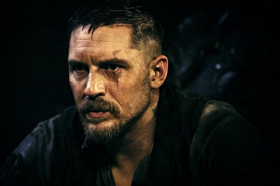 The Bad Seed: Tom Hardy (James Keziah Delaney) in  Taboo