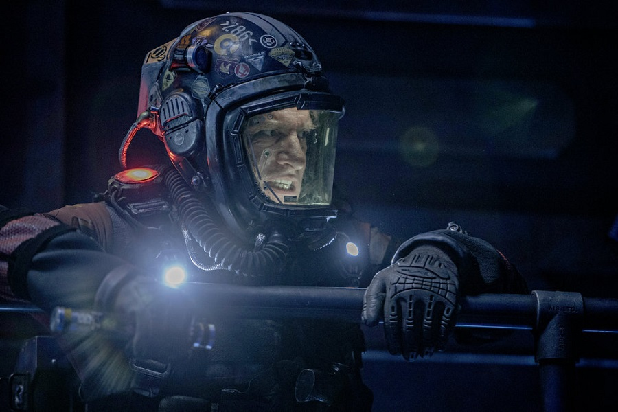 Space Invaders: Thomas Jane (Joe Miller) in Netflix's  The Expanse