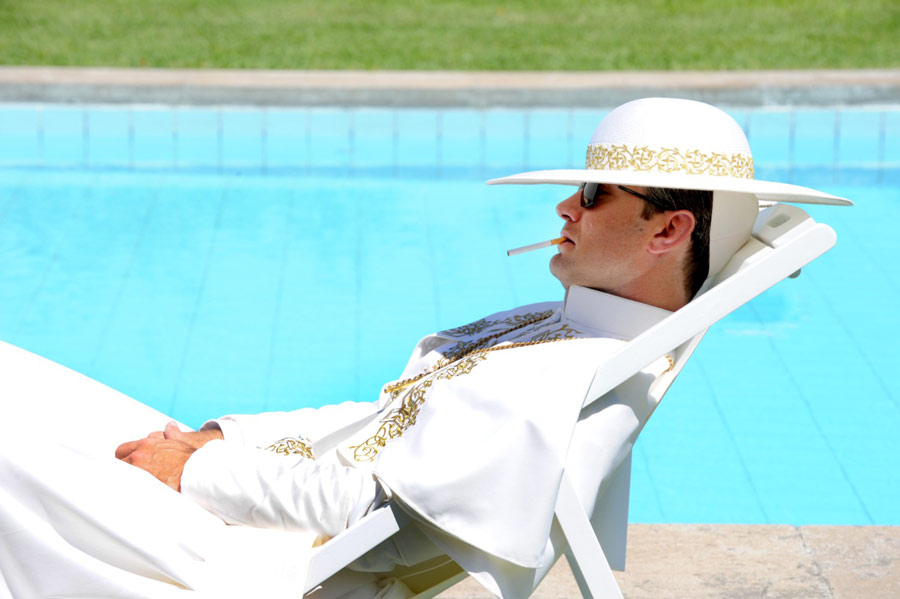 Smoke on the Water: Jude Law (Pope Pius XIII) in SBS on Demand's  The Young Pope