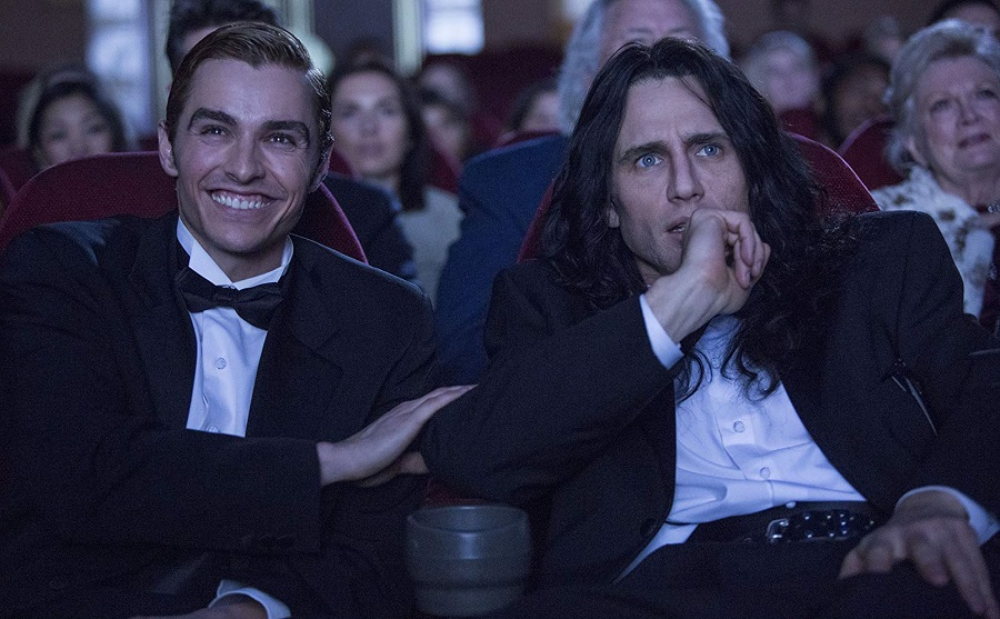 Screen Savers: Dave Franco (Greg) and James Franco (Tommy) in  The Disaster Artist