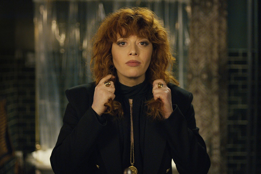 The Night of Your Life: Natasha Lyonne (Nadia) in  Russian Doll