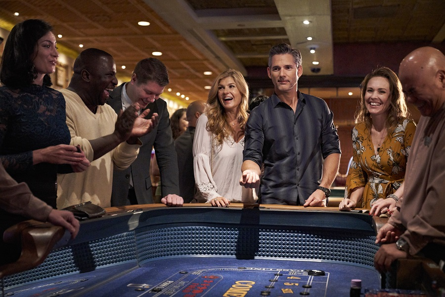 Roll of the Dice: Connie Britton (Debra) and Eric Bana (John) in  Dirty John